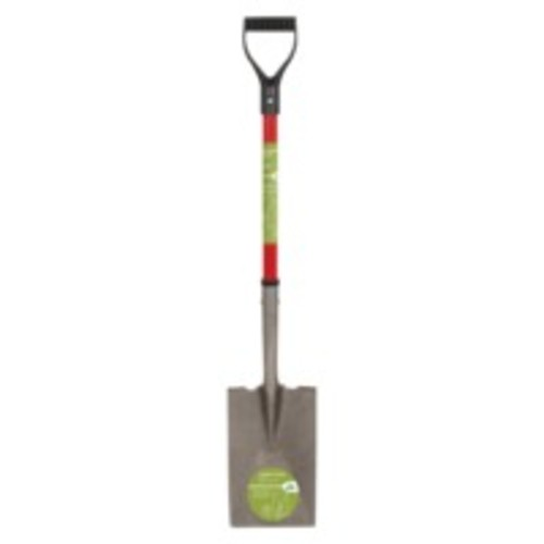 NatureCraft D-Handle Garden Spade