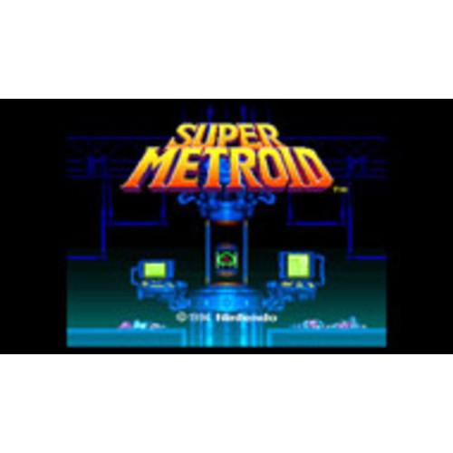 Nintendo of America Super Metroid [Digital]