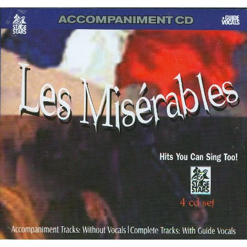 Karaoke: Les Miserables: Hits You Can Sing To [CD]