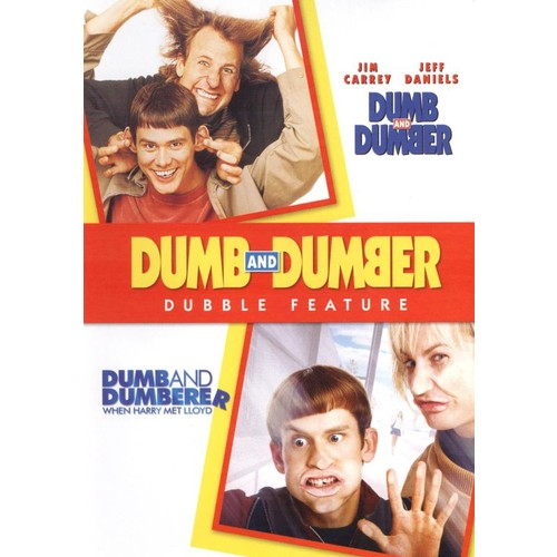 Dumb and Dumber/Dumb and Dumberer [DVD]
