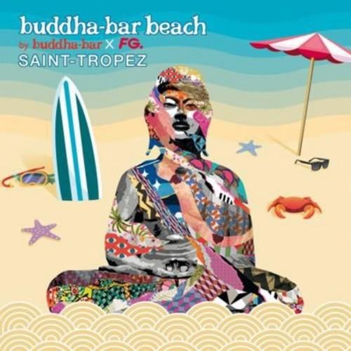 Buddha Bar Beach: Saint Tropez [CD]