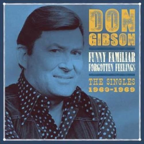 Funny Familiar Forgotten Feelings: The Singles, 1960-1969 [CD]
