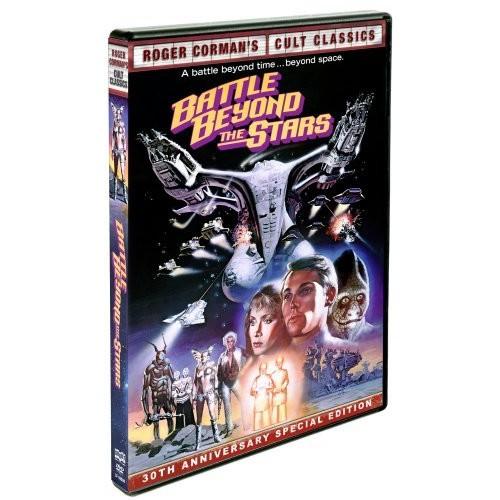 Battle Beyond The Stars [Roger Corman's Cult Classics]: Richard Thomas, Robert Vaughn, John Saxon, George Peppard, Sybil Danning, Jimmy T. Murakami: Movies & TV