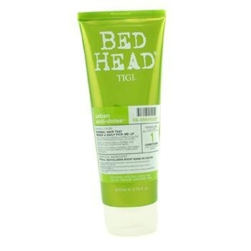 Bed Head Urban Antidotes Re-Energize Conditioner By Tigi for Unisex Conditioner, 6.76 Ounce