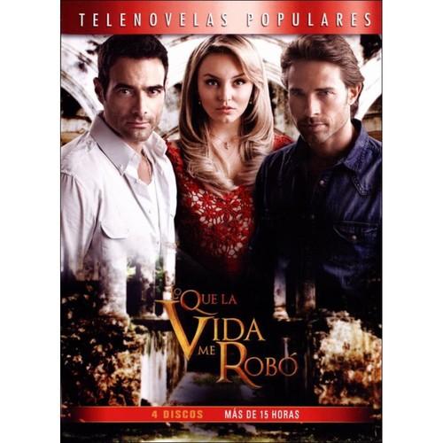 Lo Que la Vida Me Robo [DVD]