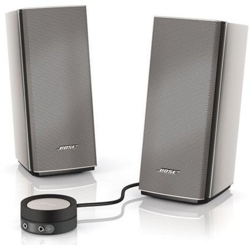 Bose Companion 20 Multimedia Speaker System, Silver 329509-1300