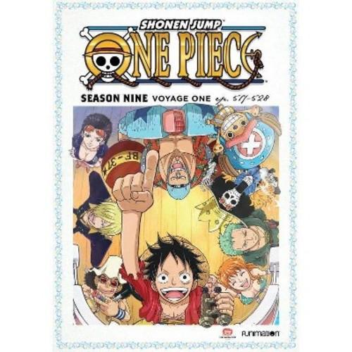 One piece:Season nine voyage one (DVD)