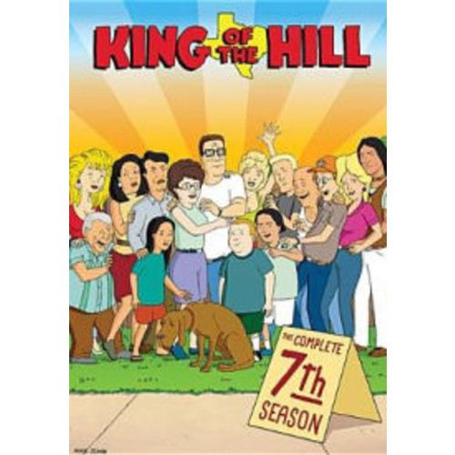 King of the Hill: the Complete Seventh Season