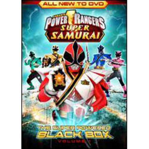Power Rangers Super Samurai, Vol. 1: The Super Powered Black Box