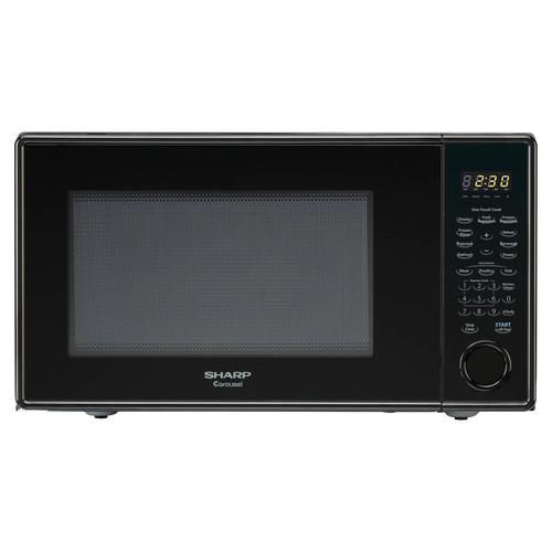 Sharp R-409YKA-RB Refurbished 1.3 CU FT 1000 WATTS Microwave-R-409YKA
