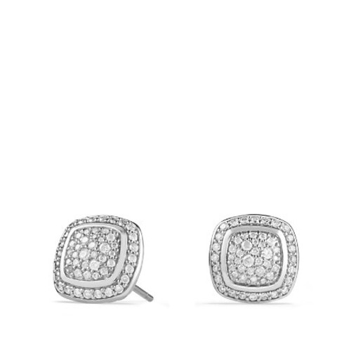 Albion Earrings with Diamonds