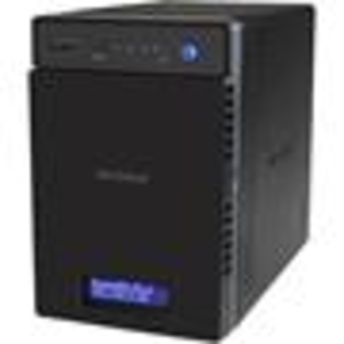 Netgear RS214 Network Attached Storage Secure storage and media streaming file server