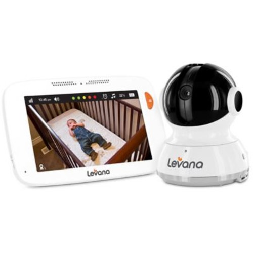 Levana Willow 32201 5-Inch HD Touchscreen Baby Video Monitor