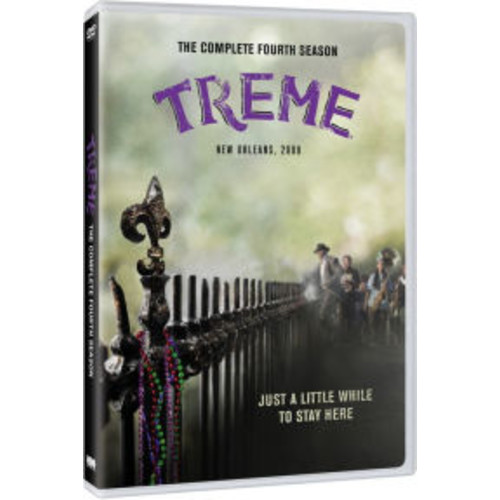 Treme: The Complete Fourth Season (dvd_video)