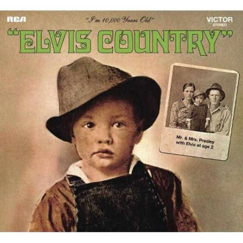 Elvis presley - Elvis country (Legacy edition) (CD)
