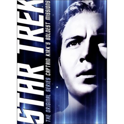 Star Trek: The Original Series - Captain Kirk's Boldest Missions [DVD]