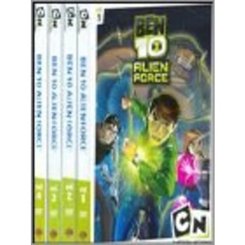 Ben 10: Alien Force, Vols. 1-4 [4 Discs] [DVD]