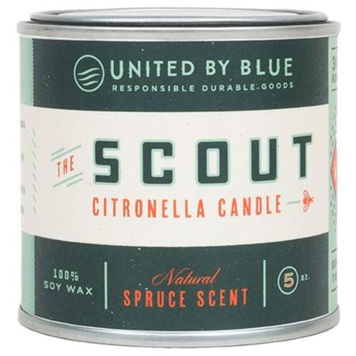 Scout Citronella Candle - 5 oz.