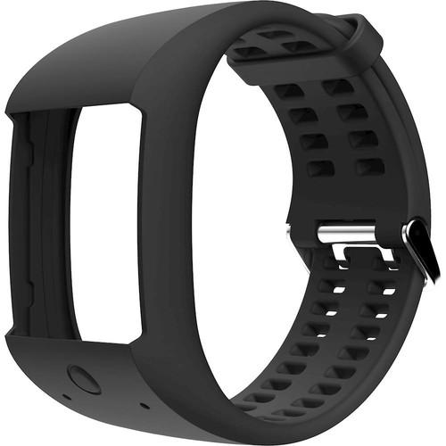 Polar - Wristband for Polar M600 Smart Watches - Black