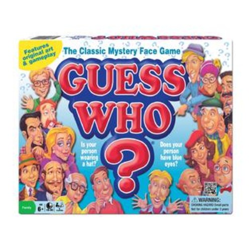 Winning Moves Games Winning Moves Guess Who?