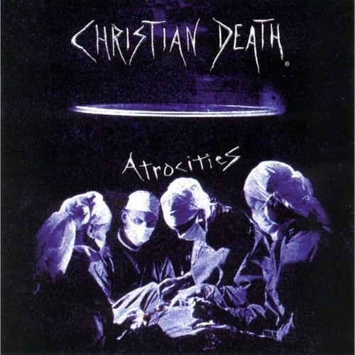 Atrocities [White Vinyl] [LP] - VINYL