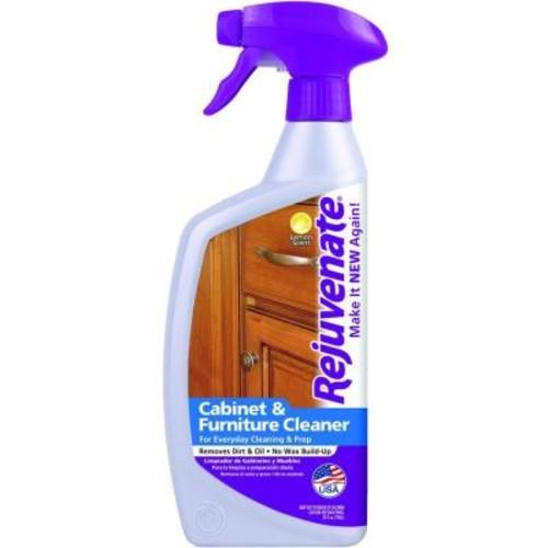 Rejuvenate 24 oz. Cabinet and Furniture Cleaner