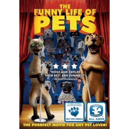Funny Life Of Pets (DVD)