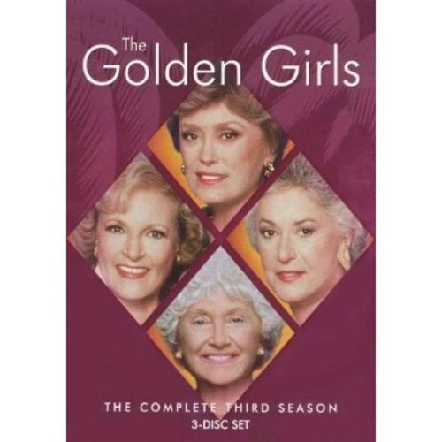 The Golden Girls: The Complete Third Season (DVD)