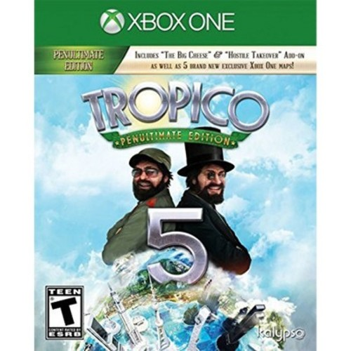 Xbox One Tropico 5: Penultimate Edition