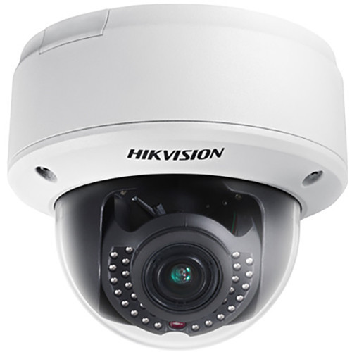 DS-2CD4124FWD-IZ 2MP HD IR Indoor Dome Network Camera with 2.8 to 12mm Motorized Lens