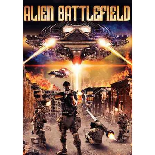Alien Battlefield (DVD)