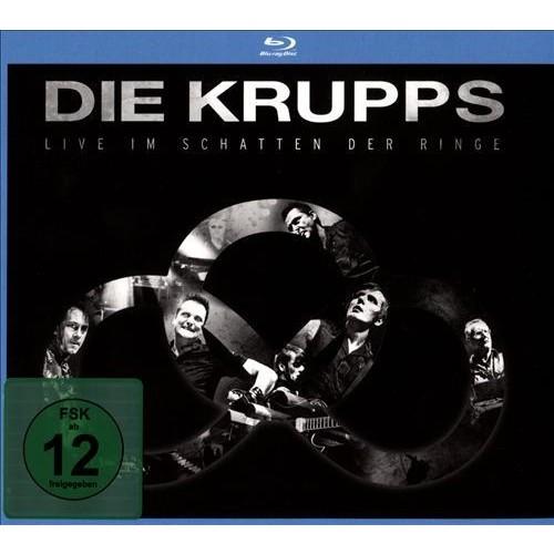 Die Krupps: Live im Schatten Der Ringe [2 CD/Blu-ray] [Blu-ray] [2016]