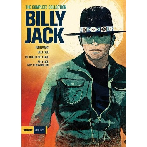The Complete Billy Jack Collection [3 Discs] [DVD]