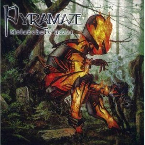 Pyramaze - Melancholy Beast (CD)