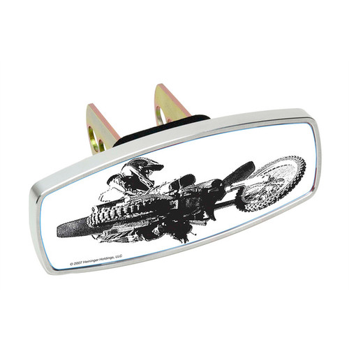 HitchMate Premier Series Motorcycle Hitch Cap