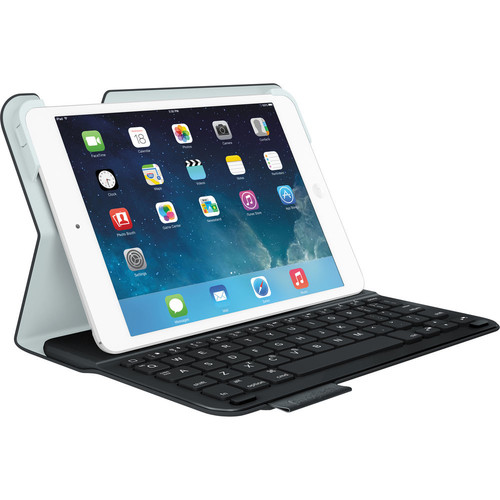 Ultrathin Keyboard Folio for iPad mini (Black)