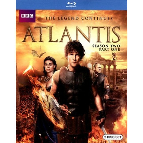 Atlantis: Season Two, Part One [2 Discs] [Blu-ray]