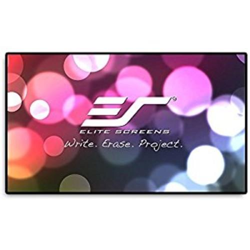 Elite Screens Insta-DE2 Series, 4.2' x 20', Dry Erase Whiteboard Projection Projector Screen Film, IWB4.2X20W2 [4.2' x 20', Insta-DE2: Wall Covering Film]
