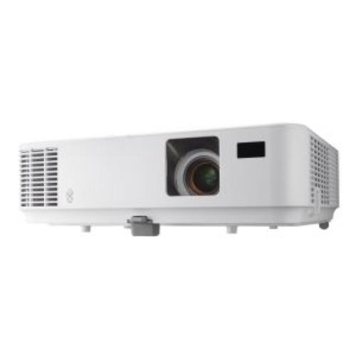 NEC V332W - DLP projector - 3D - 3300 ANSI lumens - WXGA (1280 x 800) - 16:10 - HD 720p with 1 year NEC InstaCare Service
