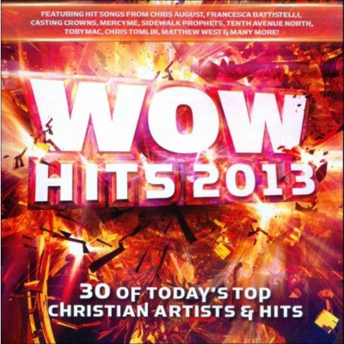 Various Artists - WOW Hits 2013: 30 of Today's Top Christian Artists & Hits (CD)