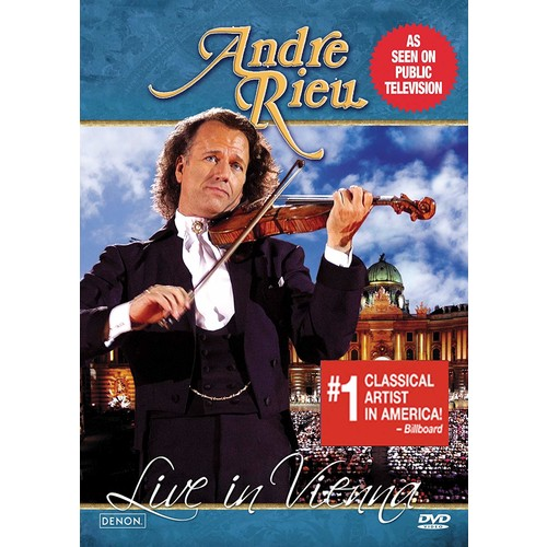 Andre Rieu: Live in Vienna: Andre Rieu, Not identified: Movies & TV
