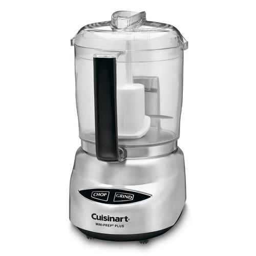 Cuisinart Chrome Mini-Prep 4-Cup Food Processor