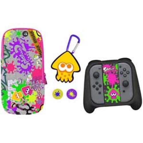 HORI Nintendo Switch Splatoon 2 Deluxe Splat Pack