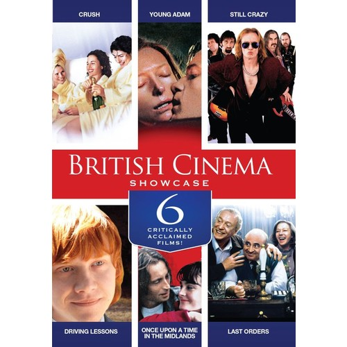 British Cinema Showcase: 6 Critically Acclaimed Films [2 Discs] [DVD]