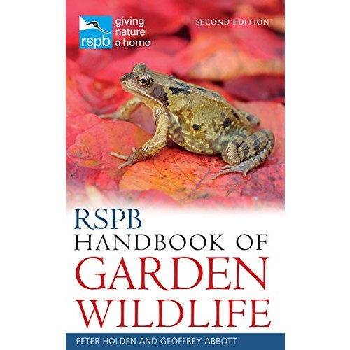 RSPB Handbook of Garden Wildlife: Second Edition