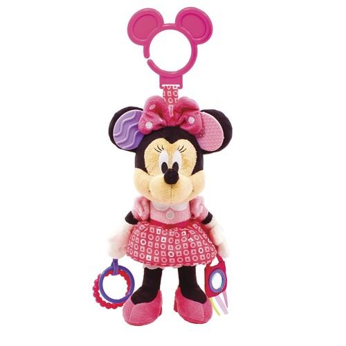 Disney Minnie Mouse Infant's Plush Activity Toy