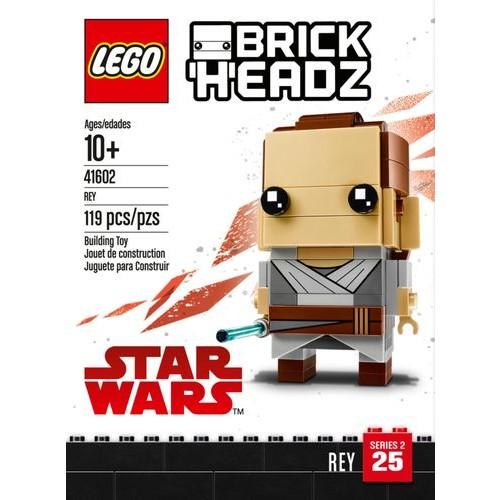 LEGO - BrickHeadz Star Wars Rey