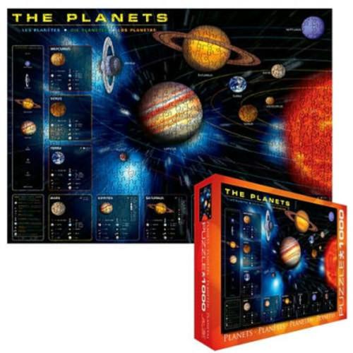 Planets 1000 PC PUZ