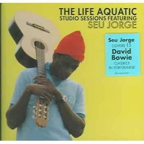 Seu jorge - Life aquatic studio sessions (CD)