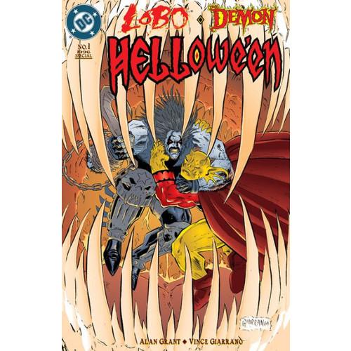 Lobo/Demon: Hellowe'en (1996-) #1
